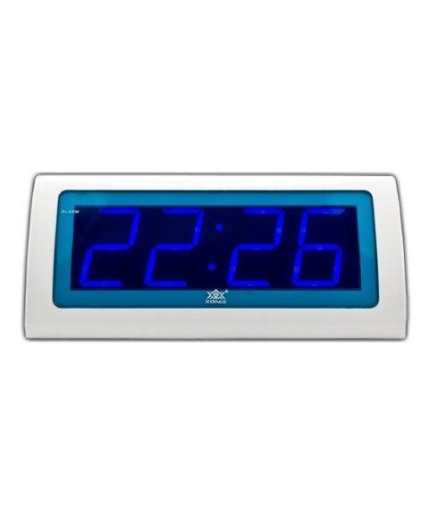 Electric Alarm Clock 1822/BLUE