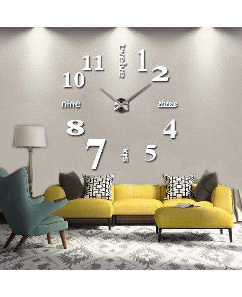 3D DIY SL 3D-002 Wall Clock