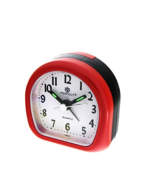 PERFECT A265B1/RED Wall clock