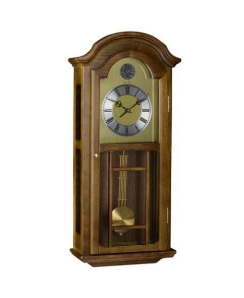TEMPUS FUGIT P234OA13 sendintas ąžuolas Sieninis kvarcinis laikrodis
