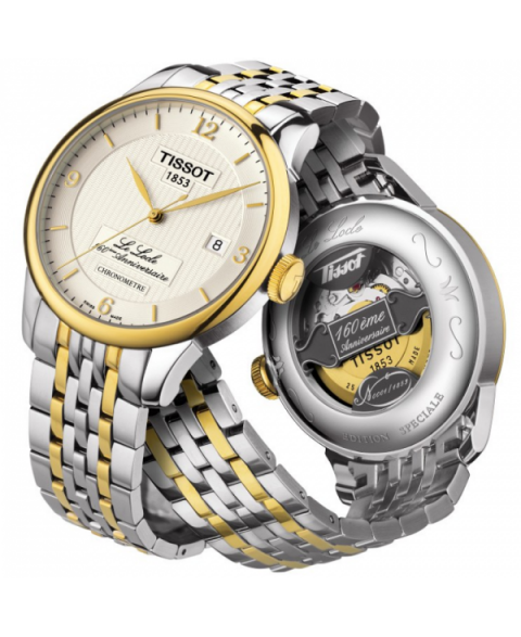 "Tissot  ""T-CLASSIC LE LOCLE AUTOMATIC COSC"" T006.408.22.037.00"
