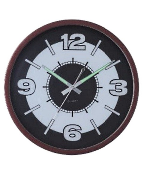 Clock PERFECT PW217-1737/R