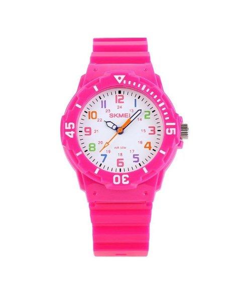 SKMEI AD1043C Kids Hot Pink