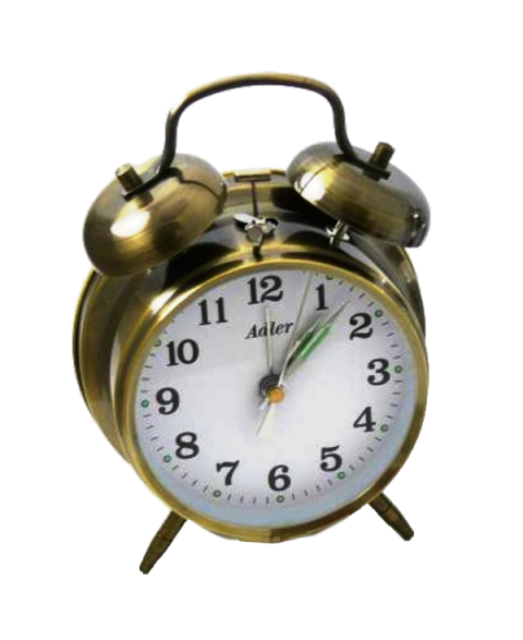 ADLER 50001 alarm clock