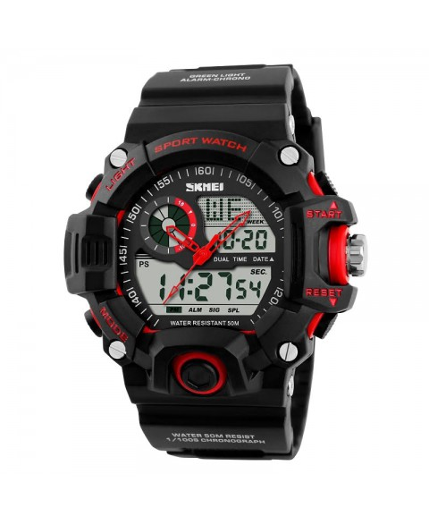 SKMEI AD1029 Red