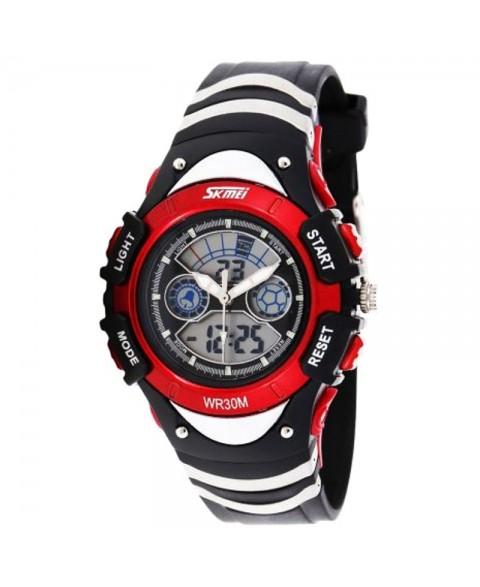 SKMEI AD0998 Kid Size Red