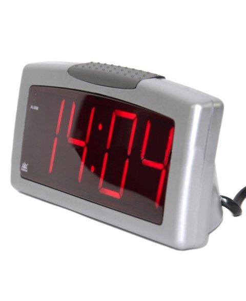 Electric Alarm Clock 1213/RED