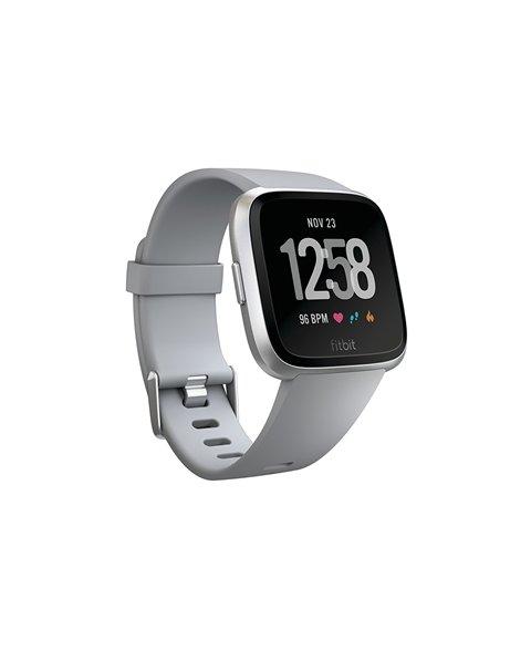 Fitbit Versa (NFC) - Gray / Silver Aluminum, EU