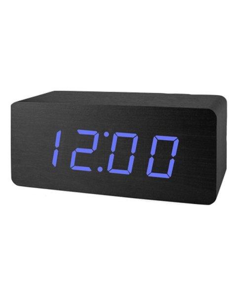 Electric LED Alarm Clock XONIX GHY-001K/BK/BL