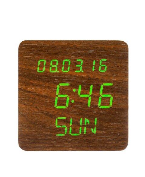 Electric LED Alarm Clock XONIX GHY-1310/BR/GR